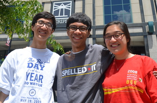 National Spelling Bee a family affair for some