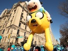 7 new balloons in big Thanksgiving parade