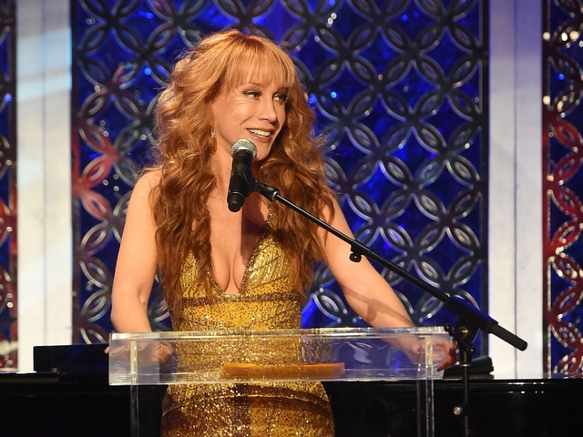 Kathy Griffin fired from CNN