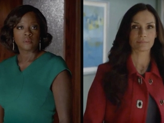 'HTGAWM:' Annalise and her weird relationships