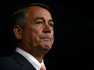 How Boehner complicates the shutdown stopgap
