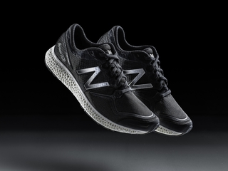 New Balance Unveils First Ever 3-D Printed Shoe