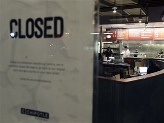 Boston College: 120 sick after eating Chipotle