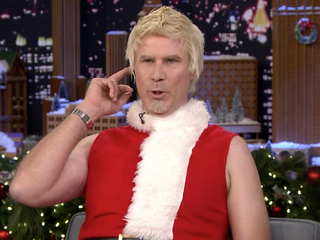 Will Ferrell's hip new Santa Claus is the worst