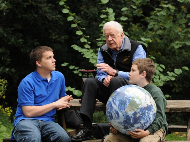 Grandson of former President Jimmy Carter has died