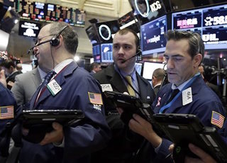 US stocks will finish flat after wild year
