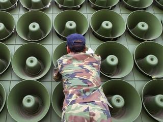 SKorea will resume broadcasts at NKorean border
