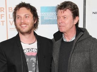 David Bowie's son breaks social media silence