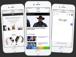 Apple's Safari browser crashing on iOS, Mac
