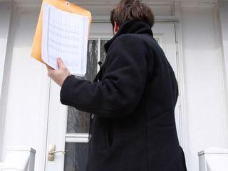 Campaign door-knocking: Beware of dogs