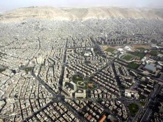 Triple explosion in Damascus kills 45