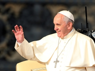 Pope on Ash Wednesday: Share, be more sensitive