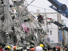 Many dead, missing after strong quake in Taiwan