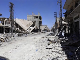 Clashes across northern Syria strain cease-fire