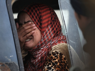 The vast majority of terror victims are Muslim