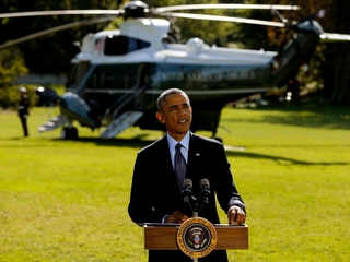 Obama expected to send 250 troops to Syria