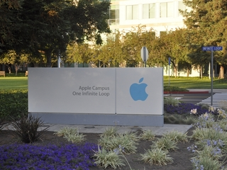 Dead body found in Apple's Calif. Headquarters