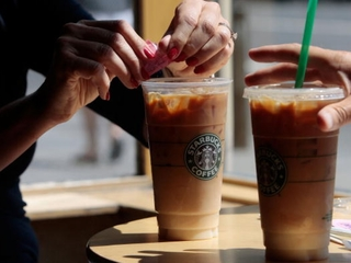 Starbucks sued for having too much ice in drinks