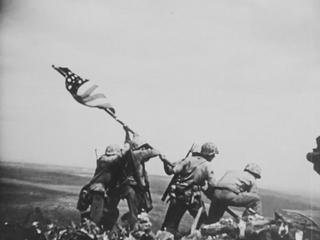 Iconic Iwo Jima photo under scrutiny again