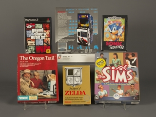 New additions to the video game hall of fame