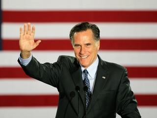 Romney discusses independent candidacy
