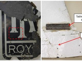Australia: MH370 cabin ripped apart on impact