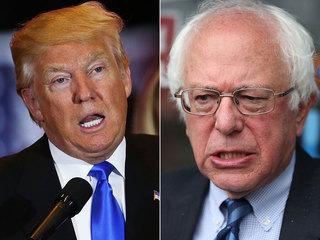 Trump is no R, Sanders is no D