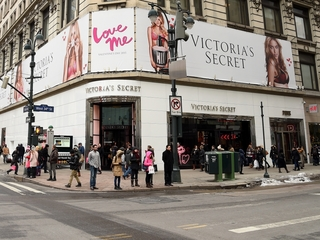 Victoria's Secret is done with catalogs