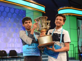 Scripps bee declares co-champions again