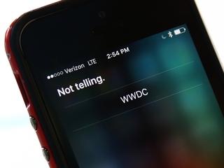 Siri likely focus of Apple's 2016 WWDC