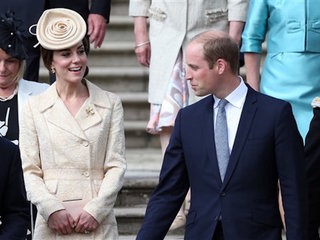 Third baby on the way for Prince William, Kate