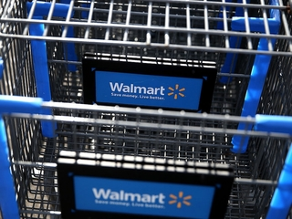 Wal-Mart's robot cart could help you shop