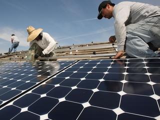 AZ solar company backing Republican Bob Burns