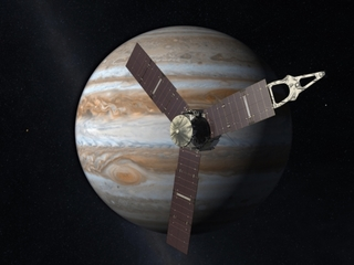 NASA's Juno probe enters Jupiter orbit