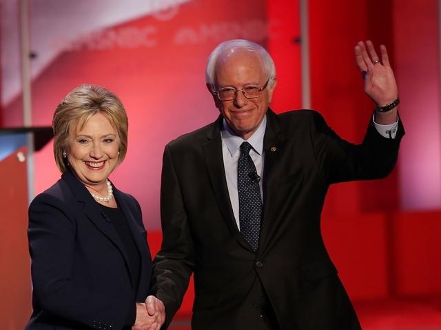 Sanders wins liberal influence over Democratic platform
