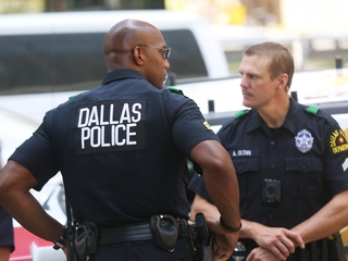 Dallas PD applications up 344% since shootings