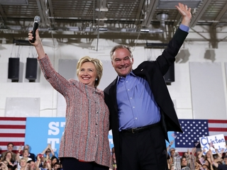 How Hillary Clinton picked Tim Kaine as VP
