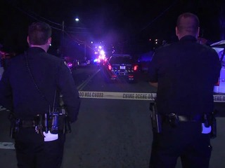 San Diego officer killed in shooting
