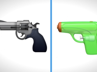 Apple is swapping out gun emoji for a squirt gun