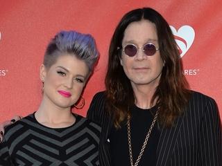 Kelly Osbourne sued by father's mistress