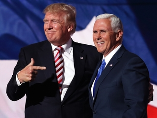 Pence called out for being Trump's 'apologist'