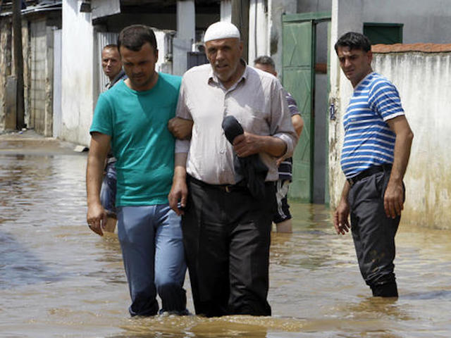 Macedonian mourns 21 victims of deadly storm, flooding