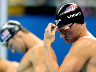 Official: Lochte made up story about robbery