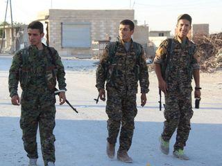 Syrians regain control of Manbij