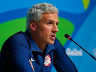 Lochte, Feigen indicted for false reporting