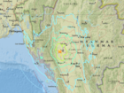Powerful earthquake hits Myanmar