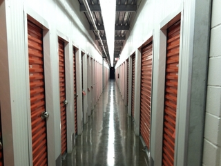 Can you be blocked from a storage unit?