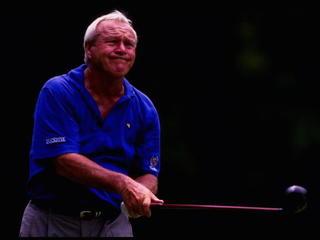 Golfer Arnold Palmer dies at 87