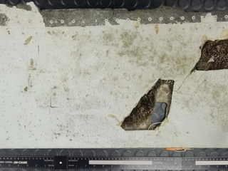 Wing flap piece confirmed as part of MH370