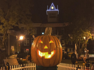 Visit the real-life Halloweentown this fall